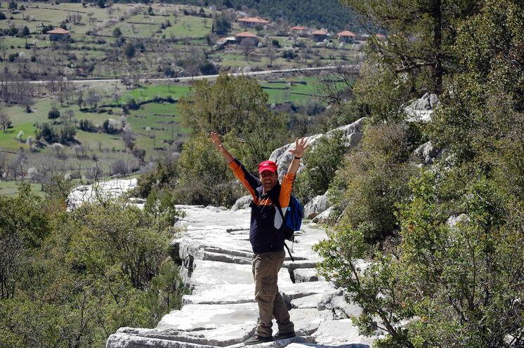 Unser Reiseleiter und Ihr Gastgeber Mehmet - Authentizität, Nahbarkeit und eine Prise Philosophie sind die Zutaten dieser ganz besonderen Reise in seine Heimat.