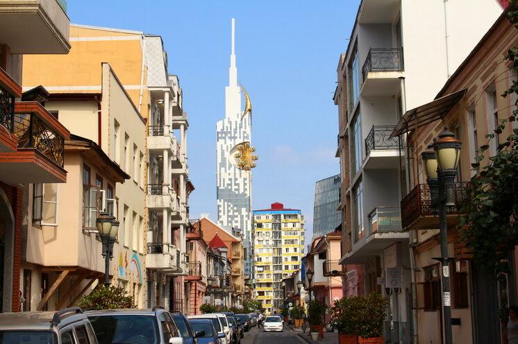 Batumi – hier trifft sich alt und neu