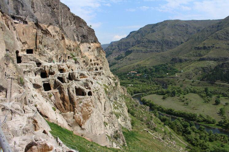 Die Höhlenwelt von Wardsia
