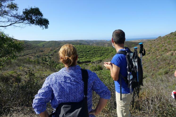 """Die """"richtige"""" Algarve liegt im bergigen Hinterland, bei dieser Reise natürlich inkludiert."""
