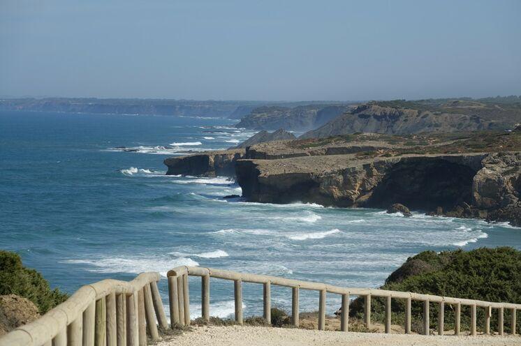 Entlang der Westküste des Atlantiks - ein Wellenschauspiel der Extraklasse!