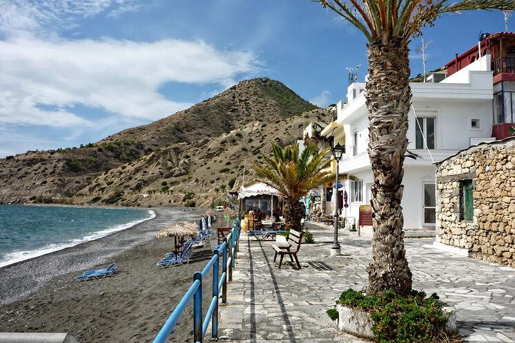 Genießen Sie Ihren Aufenthalt in Mirtos, diese Reise bietet Zeit und Muße dafür. Verlängern Sie gern im Heimatort unserer Reiseleiterin Angela.