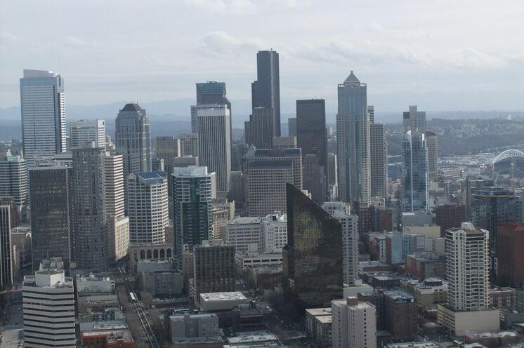 """Ihre Reise endet in Seattle, dem """"Tor zum Pazifik"""""""