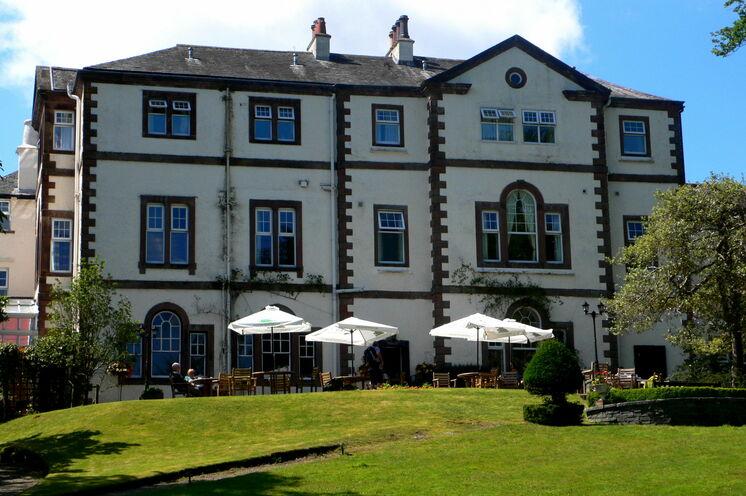 Ihre erste Unterkunft im Lake District: Derwent Bank (Änderungen vorbehalten)