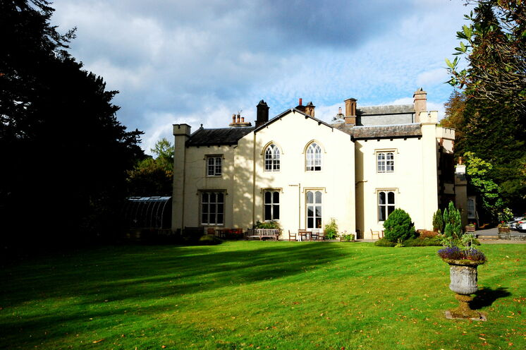 Monk Coniston Hall in den Yorkshire Dales