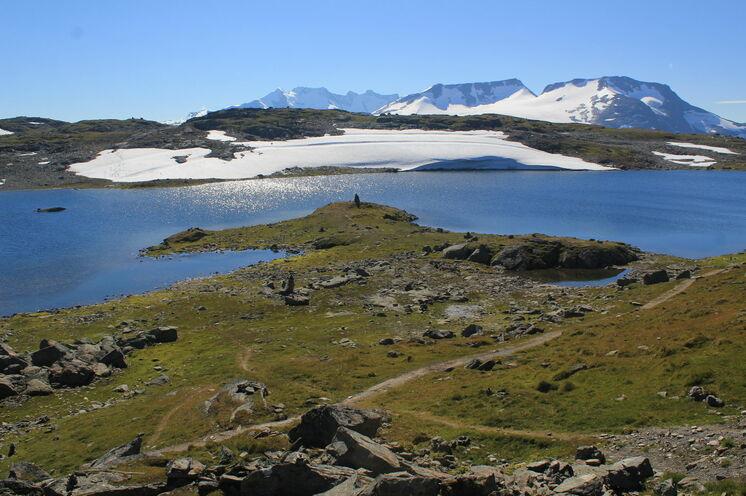 Auf zum Sognefjord - auf einer traumhaften Panoramastraße