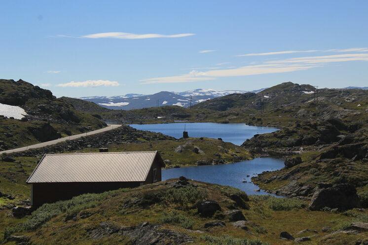 Ausblicke auf den traumhaften Sognefjord