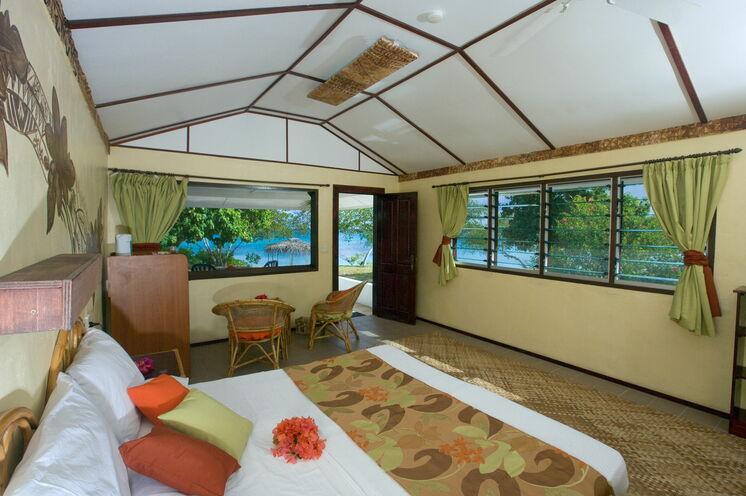 Innenansicht Bungalow Sandy Beach Resort