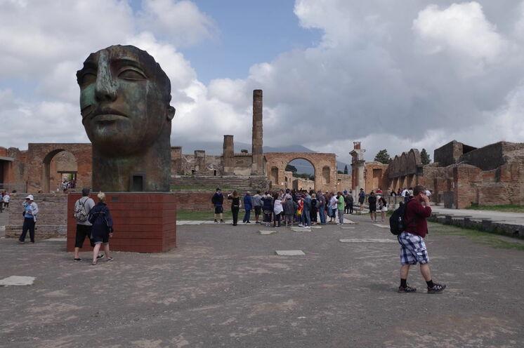 Auf nach Pompeji (opt. Ausflug am 4. Tag)