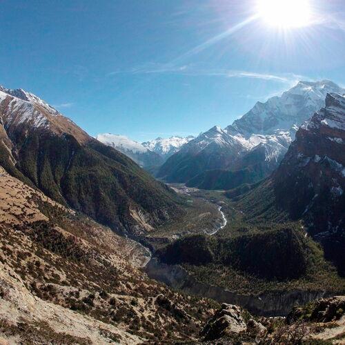 Annapurna Circuit Trailrun