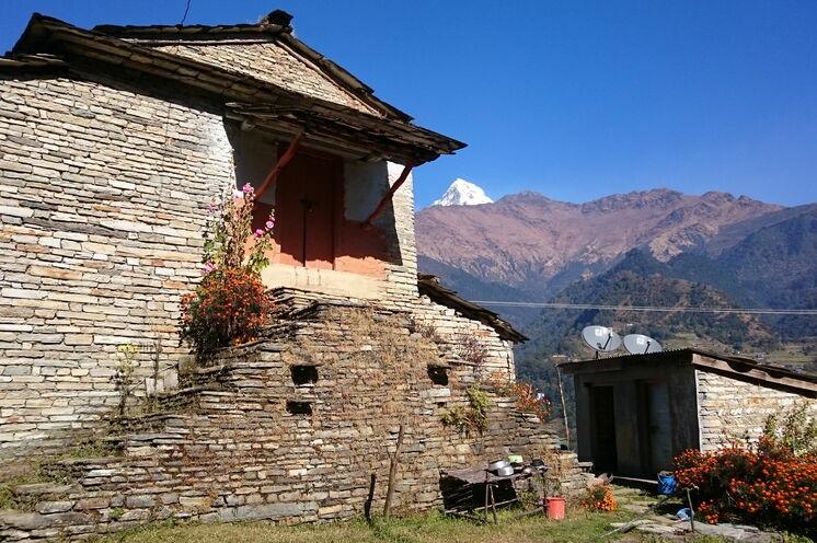 Nepal wie im Bilderbuch - so erleben Sie es!