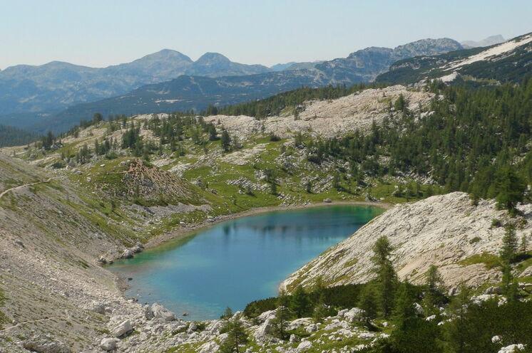 Durchs Tal der 7 Seen