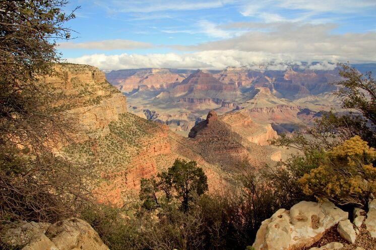 Sie haben genug Zeit die Südkante des Grand Canyons auf eigene Faust zu erkunden
