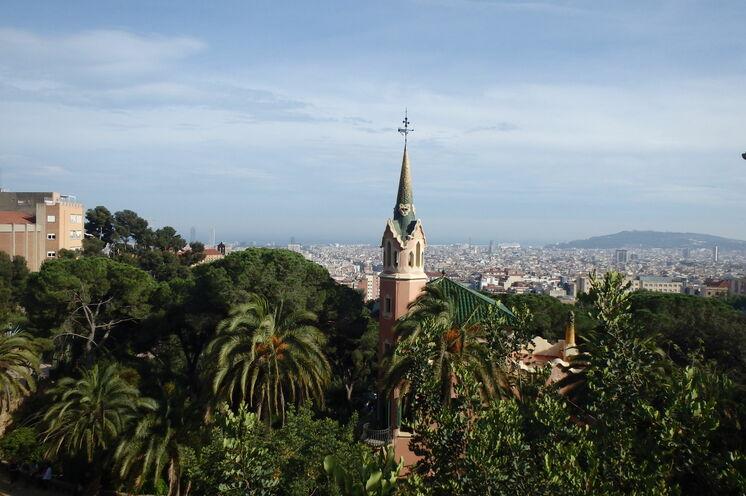 Am Samstag wechseln Sie nach Barcelona - die absolut sehens- und erlebenswerte Hauptstadt Kataloniens.