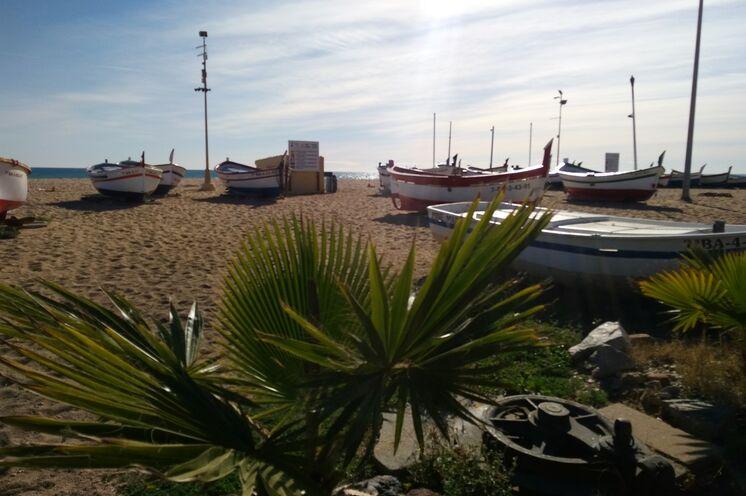Individuelle Pausen- und Ausgleichszeit bleibt für Strandbesuche und wenn es das Wetter zulässt für einen erfrischenden Sprung ins Meer.