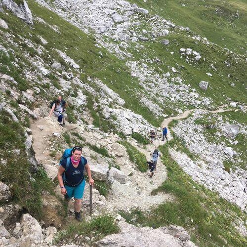 Auf Ötzis Spuren über die Alpen
