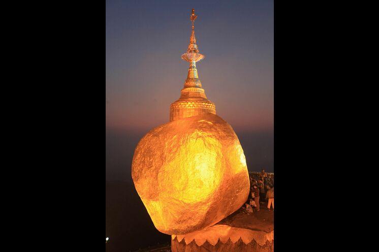 Pilgerstätte Goldener Fels