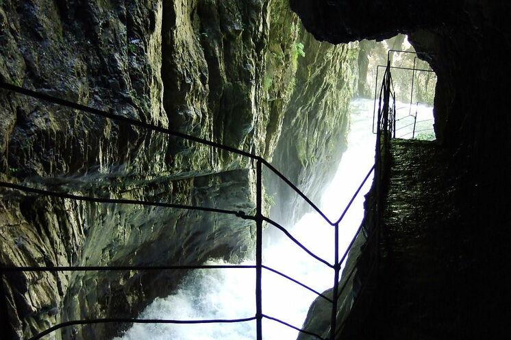 7. Tag  Rauschendes Wasser ist Ihr Begleiter Skocjan