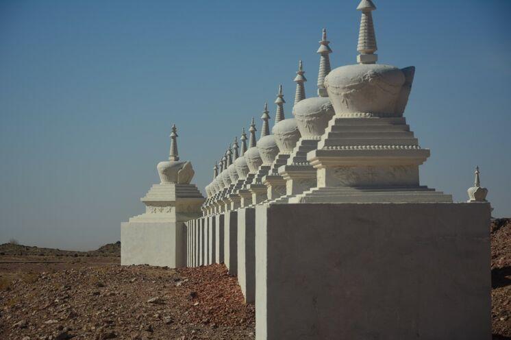 In Karakorum (Charchorin) – die alte mongolische Haupstadt