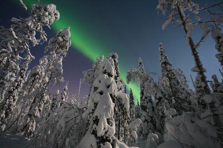 Die Polarlichter können wir leider nicht dazu buchen, aber mit etwas Glück werden Sie welche bewundern können