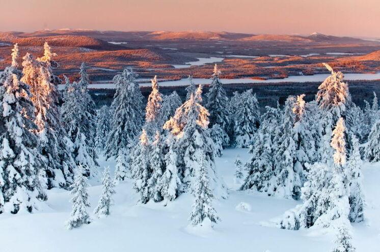 Schwelgen in Schweden - Landschaftsgenuss für die Seele! © Johannes Kormann