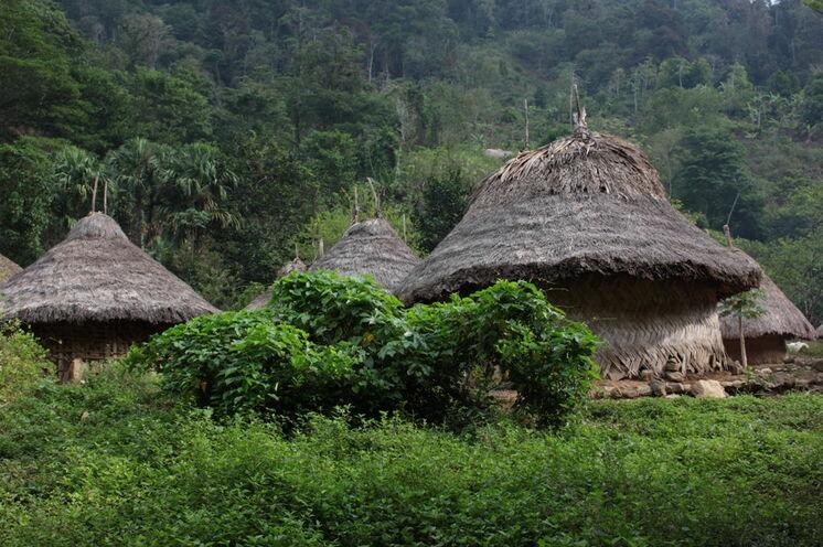 """Das Volk der Kogi nennt sich selbst """"Hüter der Erde"""""""