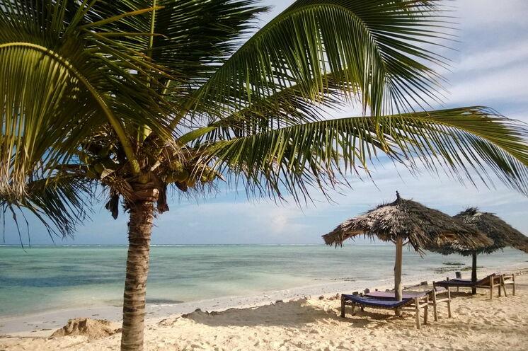 Am Ende der Reise können Sie sich an den Traumständen Sansibars erholen
