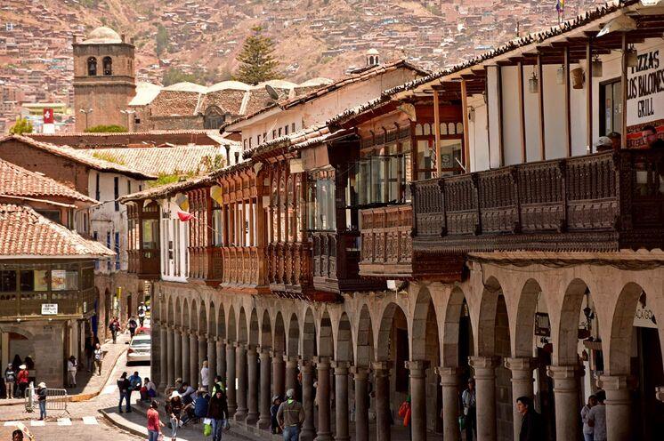 In Cusco laden zahlreiche Relikte der Vergangenheit zum Entdecken ein