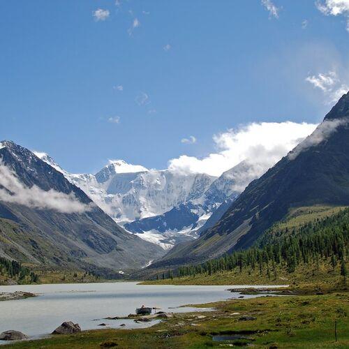 Altai – durch die goldenen Berge ins Belucha-Gebiet