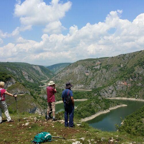 Wildromantisches Serbien und Perle der Adria Montenegro