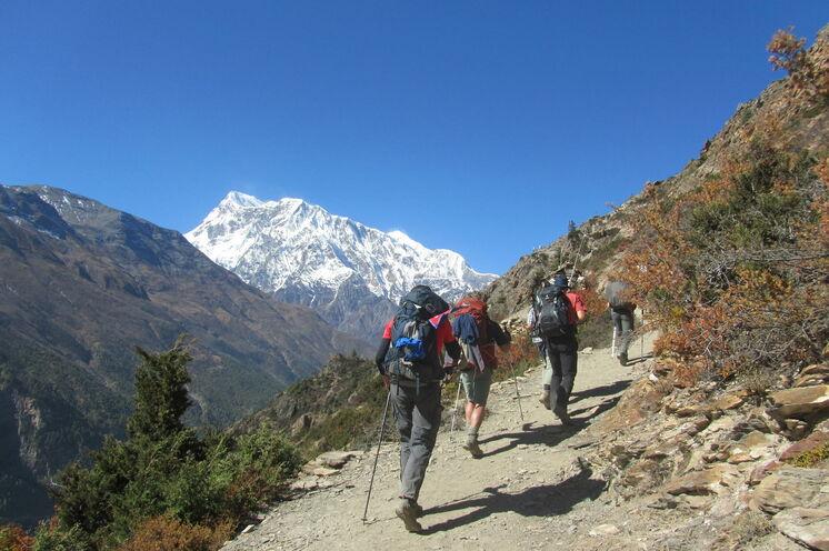 Die Annapurna Umrundung zählt zu den vielseitigsten und schönsten Hochgebirgstrekkings unserer Erde