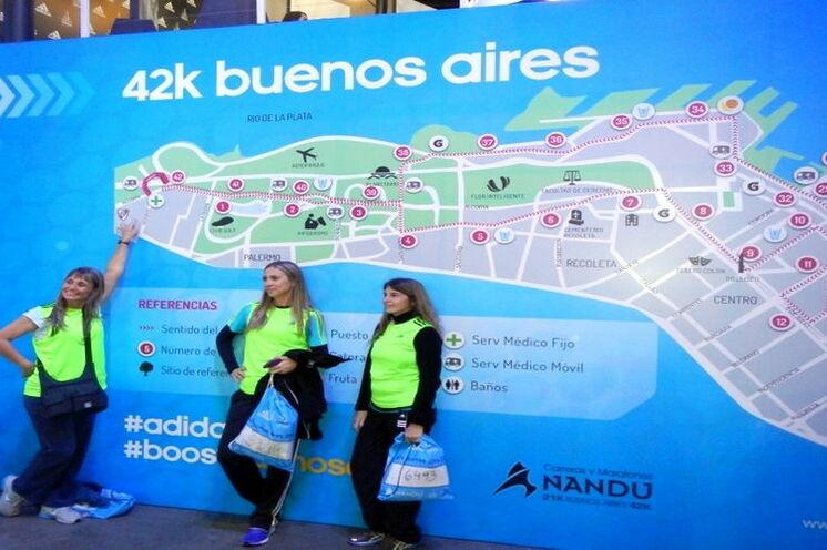 Ihr sportliches Reisehighlight: Der Buenos Aires Marathon 2017