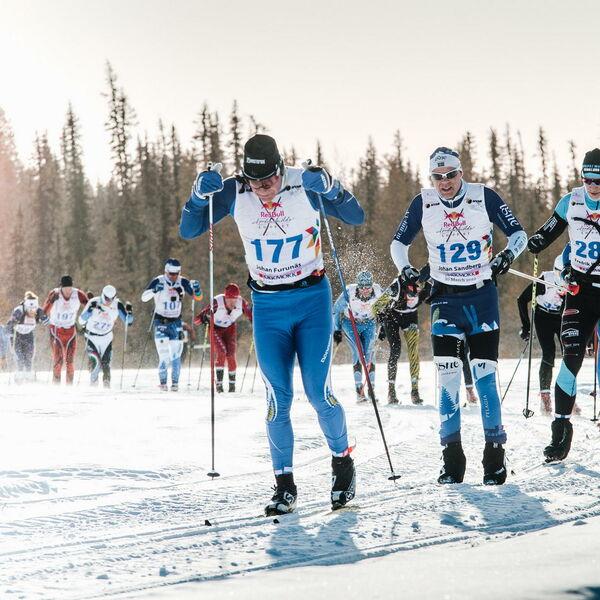 Red Bull Nordenskiöldsloppet - 220 km Skimarathon