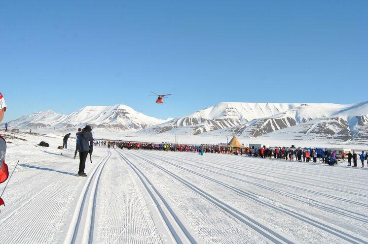 Rund 1000 Läufer gehen an den Start beider Distanzen.