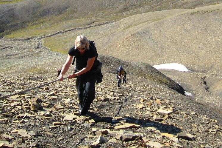 Man kann Spitzbergen nicht besuchen, ohne die spektakuläre Natur hautnah zu erleben