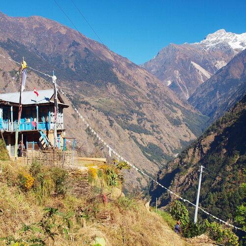 Langtang Himal und Helambu mit Tamang Heritage Trail