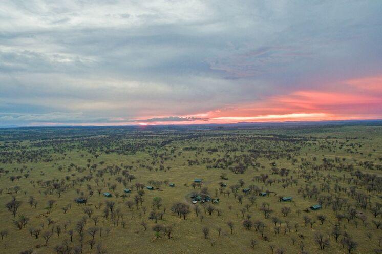 Diese Reise führt Sie tief ins Herz der Serengeti - inklusive Übernachtungen im mobilen Tented Camp