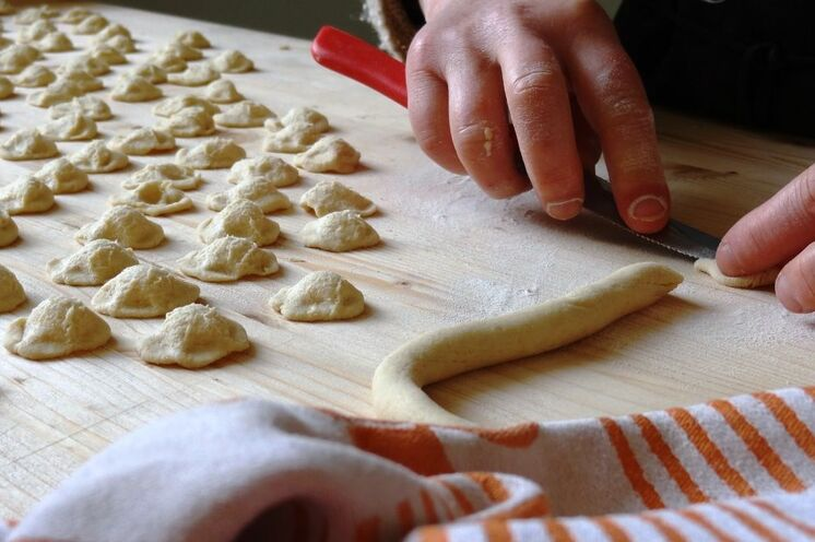In der Masseria haben Sie Gelegenheit bei einem Kochkurs in die apulische Pastakunst einzutauchen
