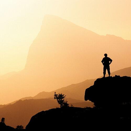 Durch das Hajar-Gebirge, Wüste und Wadis