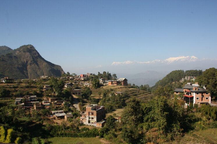Die malerische Gebirgsstadt Bandipur glänzt mit noch im Original erhaltene ursprünglichen Newar - Architektur und dem Ausblick auf Dhaulagiri, Annapurna, Manaslu, Ganesh und Langtang-Himal.