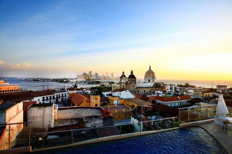 Stadtführung in Cartagena - die Perle der Karibik