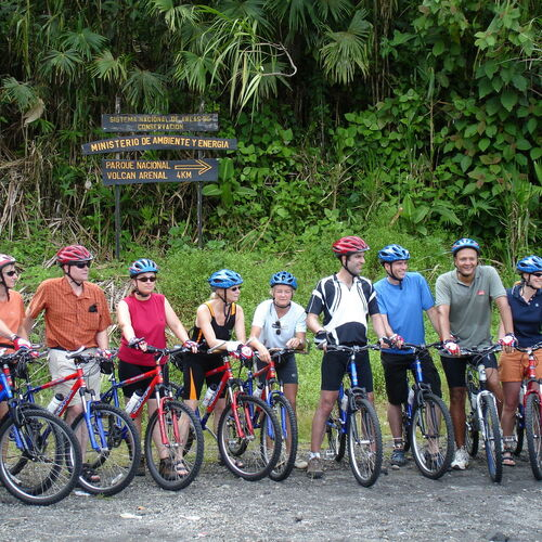Costa Rica by bike
