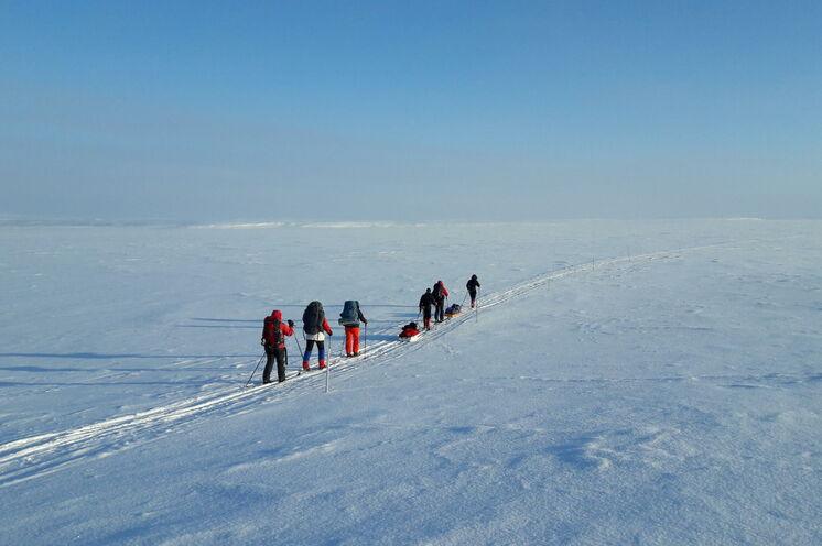 """Der """"Forbes Travel Guide"""" hat die Finnmarksvidda zu einer der Top 5 Skilanglauf-Destinationen weltweit gewählt"""