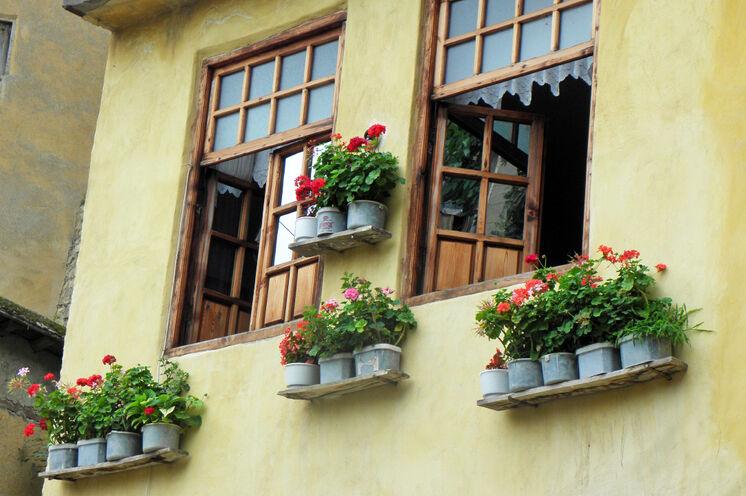 Im Gebirgsdorf Masuleh nächtigen Sie am 3. Tag in einem traditionellen Hotel