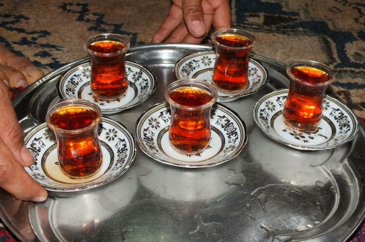 Lernen Sie die Gastfreundschaft der Perser kennen!