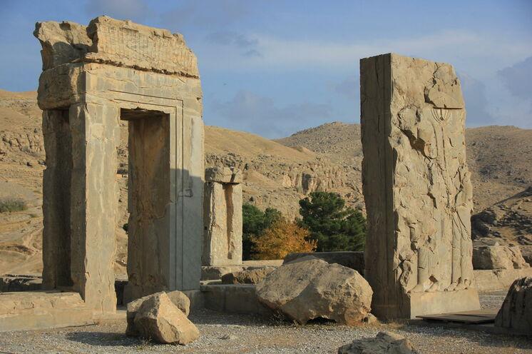 Einer der vielen kulturellen Höhepunkte Ihrer Reise ist der Besuch der alten Perserstadt Persepolis am 13. Reisetag.