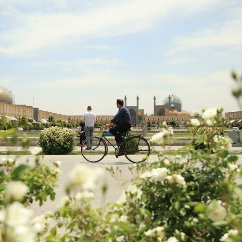 Zu Gast im alten Persien