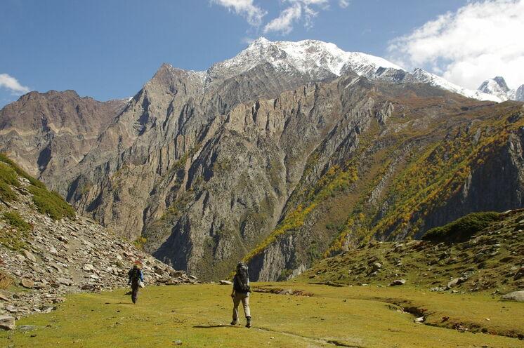 Trekking im Karakorum – ein wahres Fest für die Sinne
