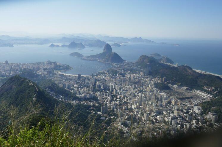 Anschlußreise nach Brasilien mit Rio de Janiero...