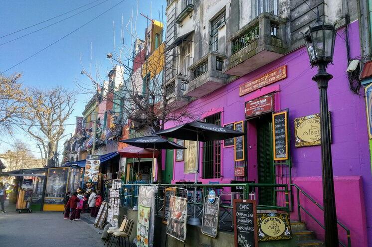 """Buenos Aires - Argentiniens Hauptstadt und das """"Paris Lateinamerikas"""". Natürlich mit Zwischenstopp auf der Hin- und Rückreise"""
